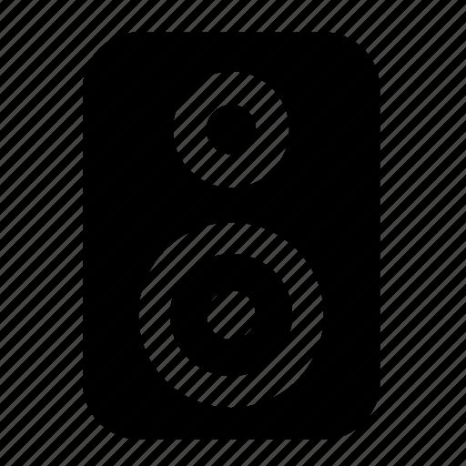 box, sound, soundbox icon