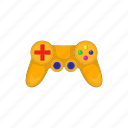 cartoon, computer, control, game, joystick, play, video icon