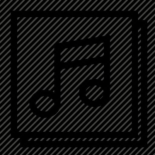 artist, audio, audiolibrary, listen, lp, music icon