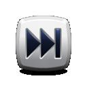button, next icon