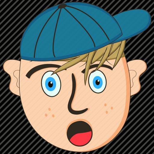 avatar, character, emoji, emoticon, emotion, face, smiley icon