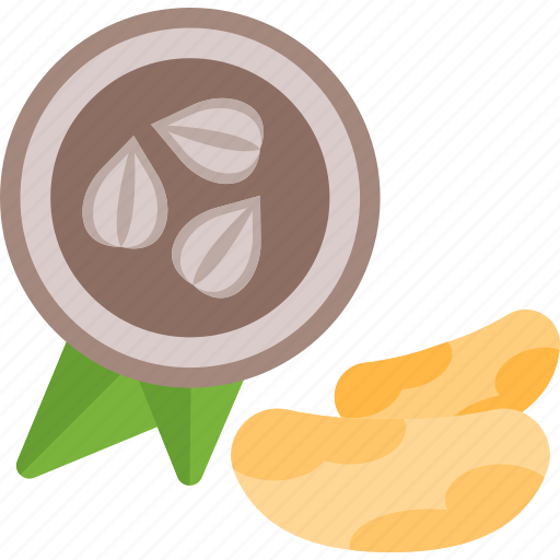 acorn, food, mushrooms, seed icon