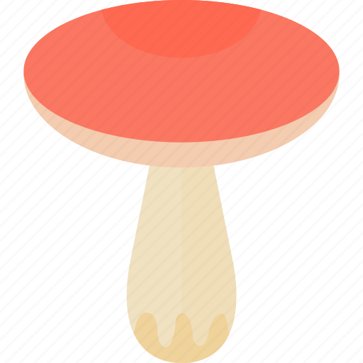 agaric, fly, forest, mushrooms icon