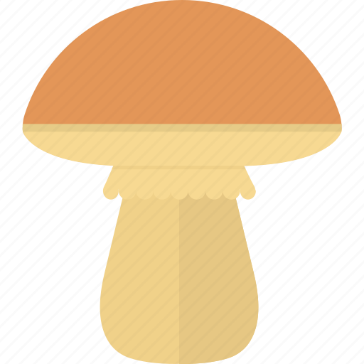 chanterelle, food, forest, mushrooms icon