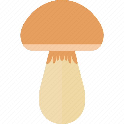 agaric, food, honey, mushrooms icon
