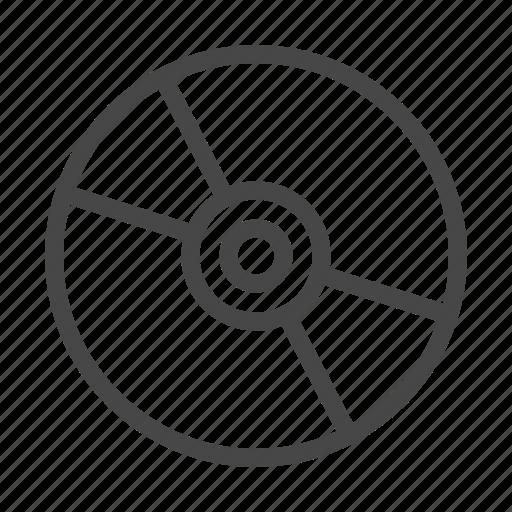 audio, cd, data, disk, music, sound, storage icon
