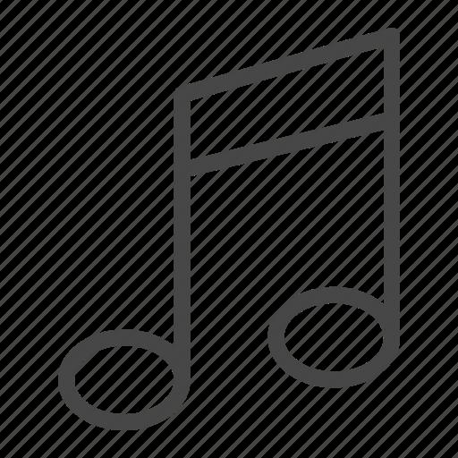 audio, instrument, media, music, song, sound, volume icon