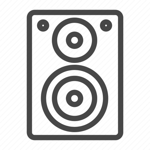 audio, media, multimedia, music, play, sound, speaker icon