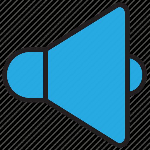 Audio, media, music, player, sound, speaker, volume icon - Download on Iconfinder