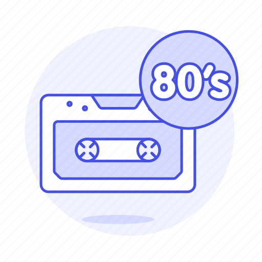 Cassette, genre, music, s icon - Download on Iconfinder