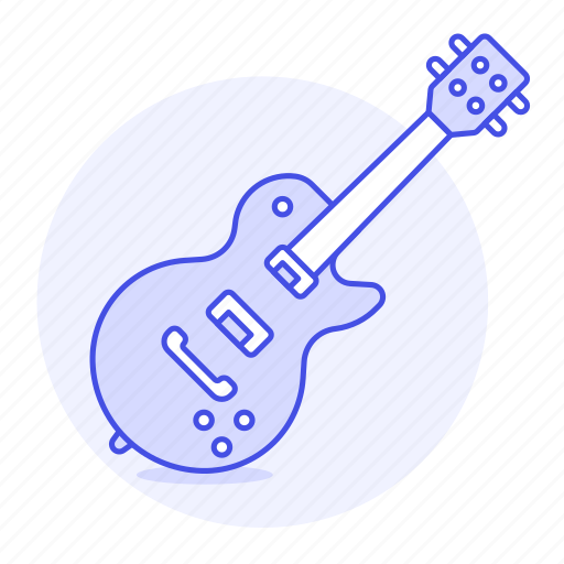bass, electric, instruments, music, plucked, string icon