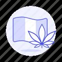 rasta, weed, leaf, flag, cannabis, music, reggae, genre