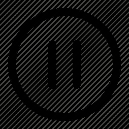 audio, music, pause, stop icon