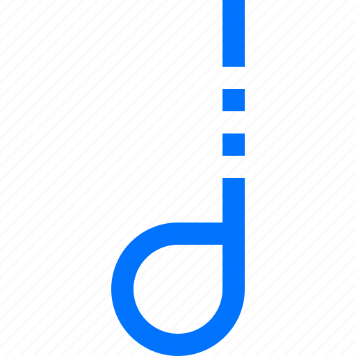 audio, minim, music, note, play, song, sound icon