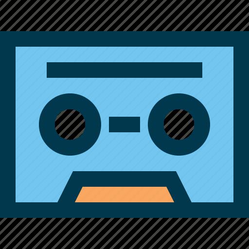 audio, cassette, music, record, sound icon