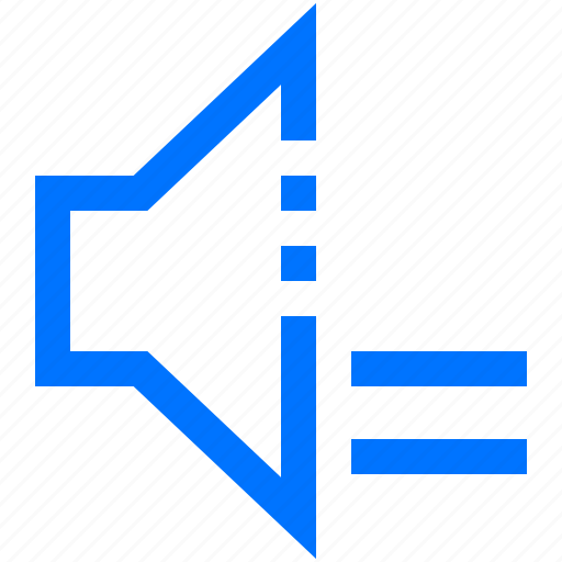 audio, level, music, second, sound, speaker, volume icon