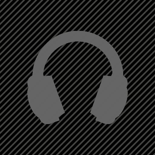 audio, headphones, media, music, sound icon