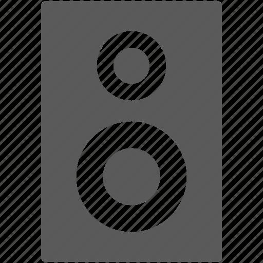 loudspeaker, song, sound, speaker, volume icon