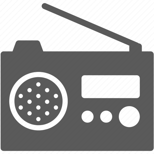 Communication, media, radio icon - Download on Iconfinder