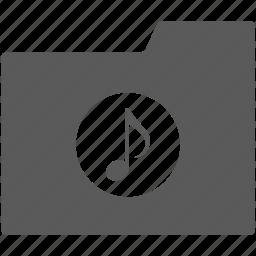 computer, file, folder, note icon