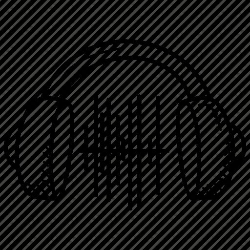 bluetooth, headphone for computer, headphones, headset, wireless headset icon