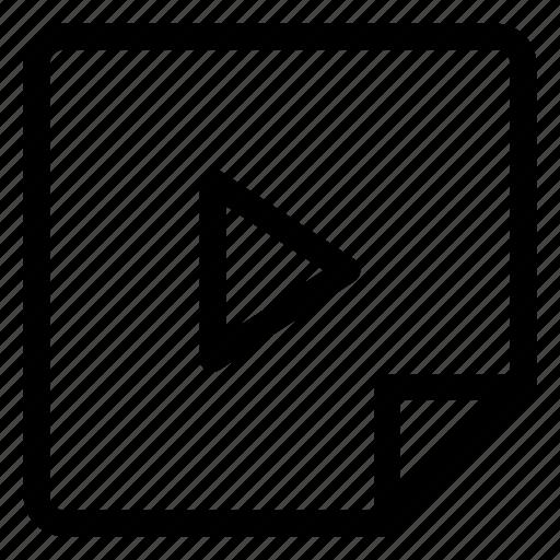audio file, mp3 file, music, music file, video file icon