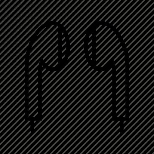 audio, headphone, music, song icon