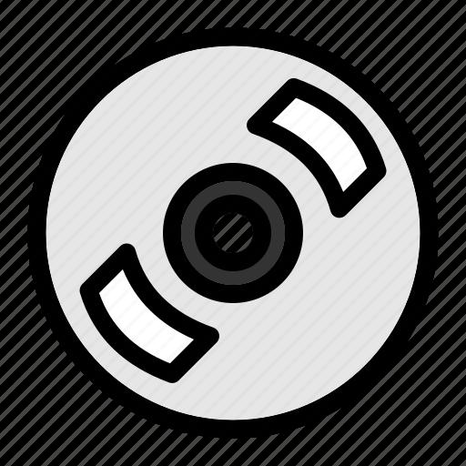 bluray, cd, compact disc, dvd, multimedia, music icon
