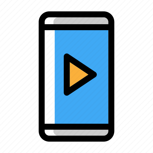 device, music player, phone, portable, technology icon