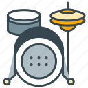 drums, entertainment, instrument, kit, music, rock icon