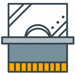 booth, cinema, concert, entertainment, sale, sell, ticket icon