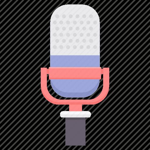 audio, mic, microphone, mike, sound, volume icon