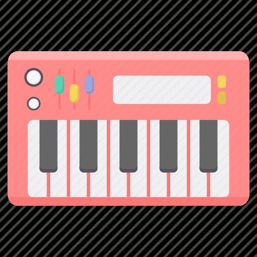 instrument, instruments, key, keys, musical, piano, sound icon