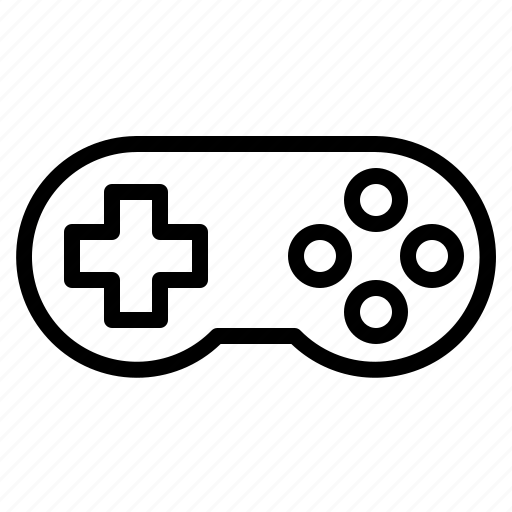 controller, game, gaming, joystick, video icon