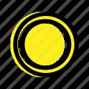 circle, music, play, start icon
