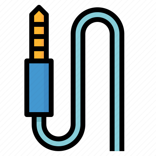 audio, instruments, jack, music icon