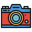 camera, digital, photo, photography, picture icon