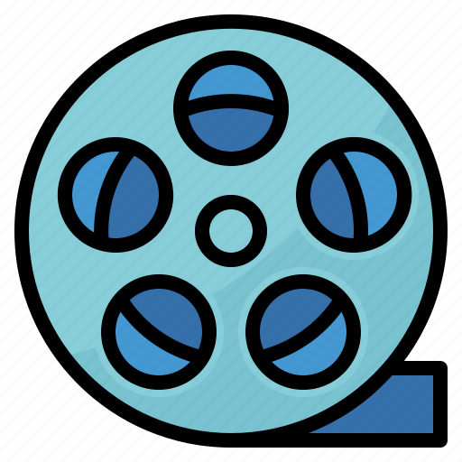 film, movie, player, video icon