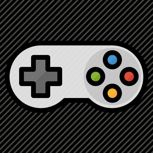 controller, game, gaming, joystick, video icon