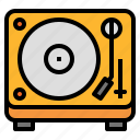 music, player, record, turntable, vinyl