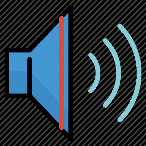 music, song, sound, volume icon