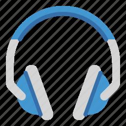 audio, earphones, headphones, sound icon