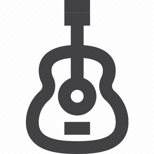 Acoustic, guitar, instrument, jazz, musical, player icon - Download on Iconfinder
