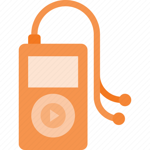 audio, mp3, music, player icon