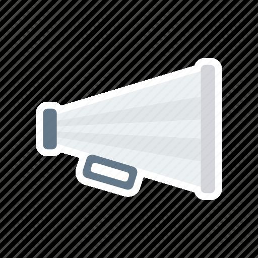 loud, megaphone, speaker, voice icon