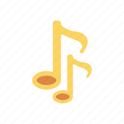 audio, melody, music, song icon