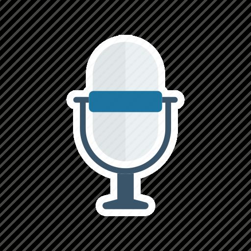 loud, mic, mike, speaker icon