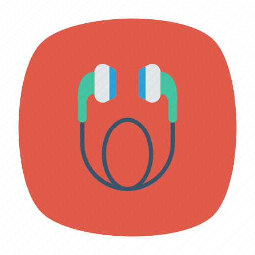 accessories, audio, earphone, headset icon