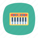 isntrument, music, piano, tiles icon