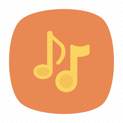 audio, melody, mp3, music icon